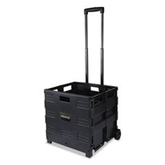 Collapsible Mobile Storage Crate