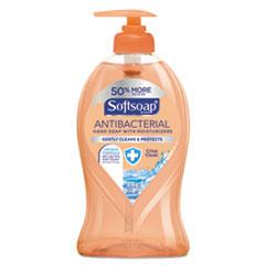 Softsoap® Antibacterial Hand Soap, Crisp Clean, 11 1/4 oz Pump Bottle