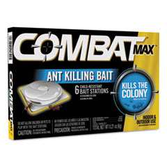 Combat® Source Kill MAX Ant Killing Bait, 0.21 oz each, 6/PK, 12 PK/CT