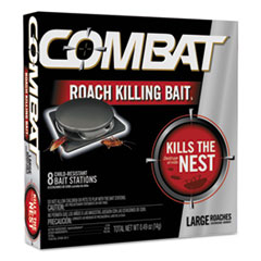 Combat® Source Kill Large Roach Bait Station