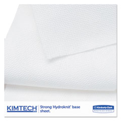 Kimtech* Wipers for the WETTASK* Refillable Wet Wiping System Thumbnail