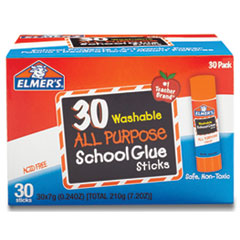 Elmer's® Washable School Glue Sticks Thumbnail