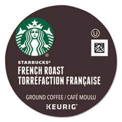 French Roast K-Cups, 24/Box