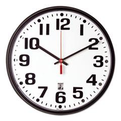 AbilityOne® SKILCRAFT® Self-Set Wall Clock Thumbnail