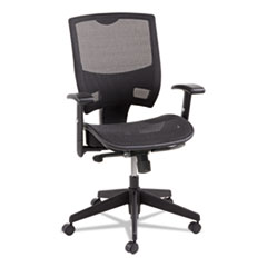 Alera® Epoch Series Suspension Mesh Multifunction Chair