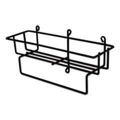 Diversey™ RTD 5L Wire Basket, Black, 20 x 26 x 13.3 - 14, 12/Carton