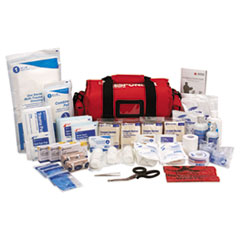 "First Aid Only™ First Responder Kit, 158 Piece, 16"" x 8"" 7.5"""