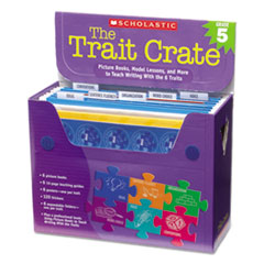 Scholastic The Trait Crate Thumbnail