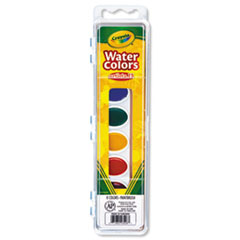Crayola® Artista II® 8-Color Watercolor Set