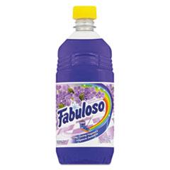 Fabuloso® Multi-Use Cleaner, Lavender Scent, 16.9 oz Bottle, 24/Carton