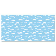 "Fadeless Designs Bulletin Board Paper, Clouds, 48"" x 50 ft."