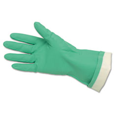 MCR™ Safety Flock-Lined Nitrile Gloves Thumbnail