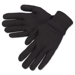 MCR™ Safety Men's Brown Jersey Gloves Thumbnail