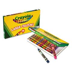 Crayola® Large Crayons Thumbnail