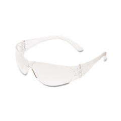 MCR™ Safety Checklite Scratch-Resistant Safety Glasses, Clear Lens