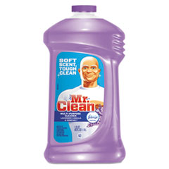 Mr. Clean® Multipurpose Cleaning Solution w/Febreze,40oz, Lavender Vanilla Comfort,9/CT