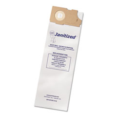 Janitized® Vacuum Filter Bags Designed to Fit Windsor Versamatic, 100/CT