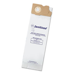 Janitized® Vacuum Filter Bags Designed to Fit NSS Marshall 14/18/Bandit 14, 100/Carton