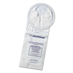 Janitized® Vacuum Filter Bags Designed to Fit ProTeam 6 Qt. QuarterVac, 100/CT