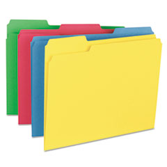 Smead® Colored File Folders Thumbnail