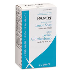 PROVON® Antimicrobial Lotion Soap with Chloroxylenol, Citrus Scent, 2 L NXT Refill, 4/Carton