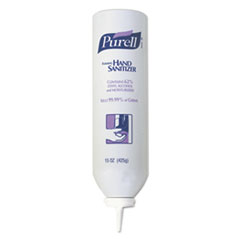 PURELL® Foaming Hand Sanitizer, 15 oz Canister, 12/Carton