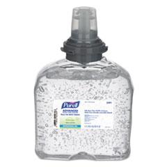 PURELL® Advanced Hand Sanitizer Green Certified TFX Gel Refill, 1200 ml, 4/Carton