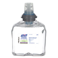 PURELL® Green Certified TFX Refill Advanced Foam Hand Sanitizer, 1200 ml, Clear