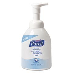 PURELL® Advanced Hand Sanitizer Skin Nourishing Foam, 535 mL Bottle, 4/Carton