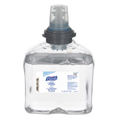 PURELL® Advanced Hand Sanitizer Foam, TFX, 1000 mL Refill, 2/Carton