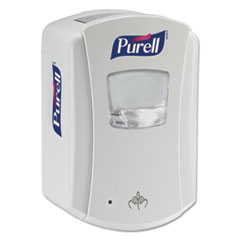 PURELL® LTX-7 Touch-Free Dispenser, 700 mL, 5.75 x 4 x 8.62, White