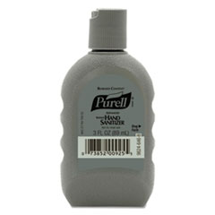 PURELL® Advanced Hand Sanitizer Biobased Gel FST Rugged Portable Bottle, 3 oz, 24/Carton