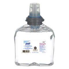 PURELL® Advanced Hand Sanitizer E-3 Rated Foam, 1200 mL Refill, 2/Carton