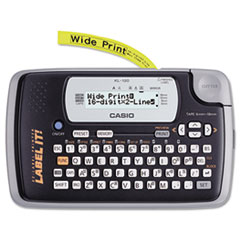 Casio® KL120 Label Maker Thumbnail
