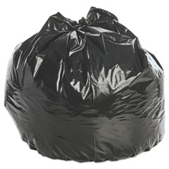 """Stout® by Envision™ Insect-Repellent Trash Bags, 45 gal, 2 mil, 40"""" x 45"""", Black, 65/Box"""