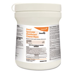 Diversey™ Avert Sporicidal Disinfectant Cleaner Wipes Thumbnail