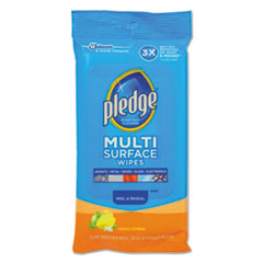 Pledge® Multi-Surface Cleaner Wipes Thumbnail