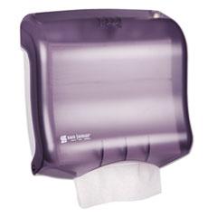 San Jamar® Ultrafold Towel Dispenser, 11.5 x 6 x 11.5, Black Pearl