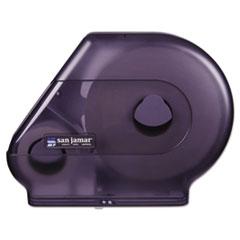 """San Jamar® Quantum 12""""-13"""" JBT Dispenser, Classic, 22 x 5 7/8 x 16 1/2, Black Pearl"""