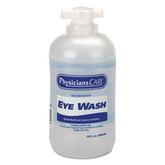 First Aid Only™ Eyewash, 16 oz Bottle, 12/Carton