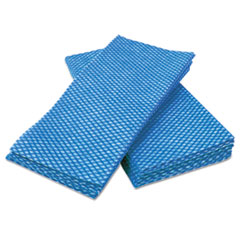 Cascades PRO Tuff-Job Durable Foodservice Towels, Blue/White, 12 x 24, 200/Carton