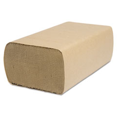 Cascades PRO Select Folded Towel, Multifold, Natural, 9 x 9.45, 250/Pack, 4000/Carton