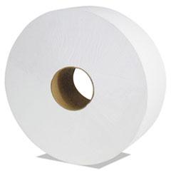 "Cascades PRO Select Jumbo Bath Tissue, Septic Safe, 2-Ply, White, 3.5"" x 1900 ft, 6 Rolls/Carton"