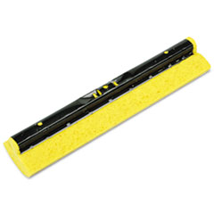 "Rubbermaid® Commercial Mop Head Refill for Steel Roller, Sponge, 12"" Wide, Yellow"