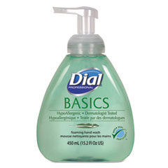 Dial® Professional Basics Foaming Hand Wash