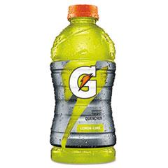 Gatorade® G-Series Perform 02 Thirst Quencher Lemon-Lime, 20 oz Bottle, 24/Carton