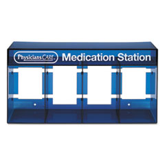 PhysiciansCare® Medication Grid Station without Medications
