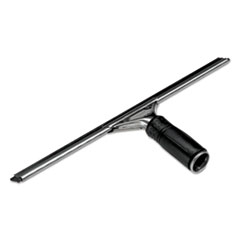 "Unger® Pro Stainless Steel Window Squeegee, 16"" Wide Blade"