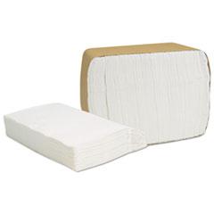 Cascades PRO Select Full Fold II Napkins, 1-Ply, 12 x 12, 375/Pack, 24/Carton