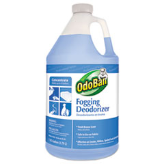 OdoBan® Fogging Deodorizer, Fresh Breeze Scent, 1 gal Bottle, 4/Carton